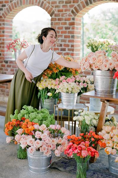 Floral workshop - Flora FarmsSan Jose del Cabo, Mexico