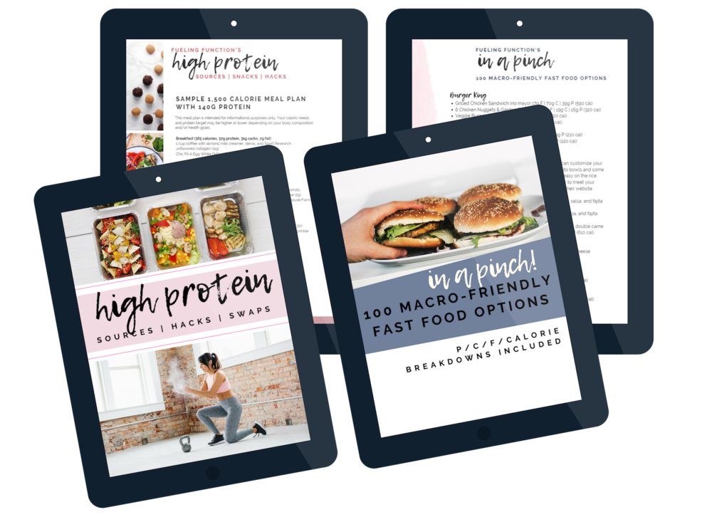 flexible dieting& macro guides - USE CODE THANKFUL FOR 30% OFF