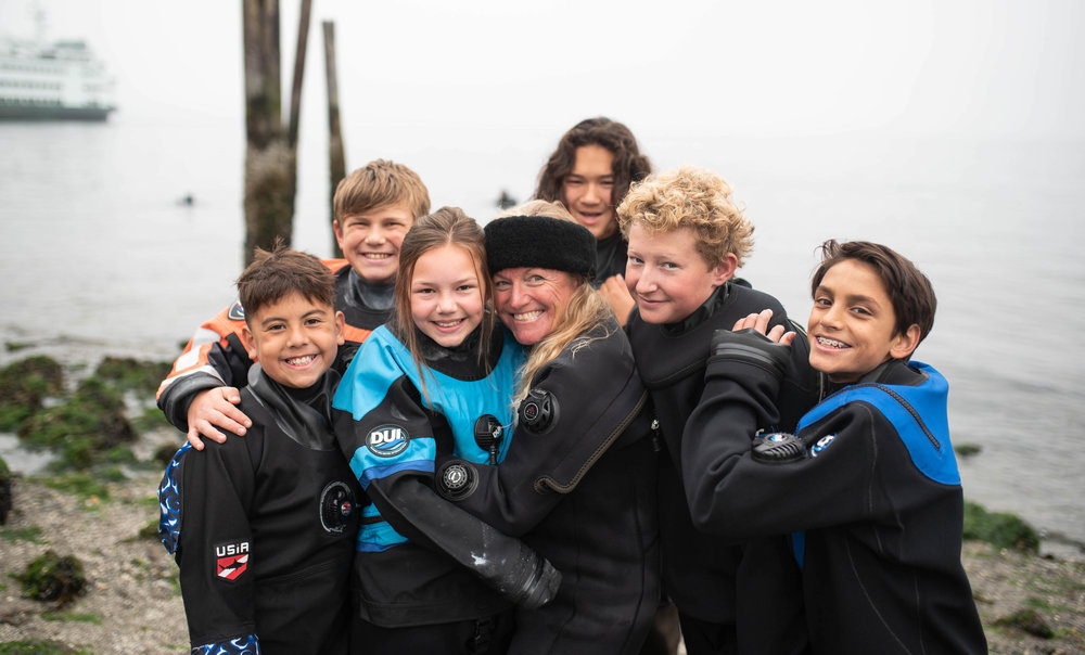 A Dive Into Your Imagination Campaign by Annie CrawlEy - Our Ocean And You