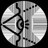 dominant eye icon