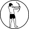 light draw weight icon