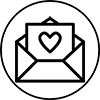 donation letter icon
