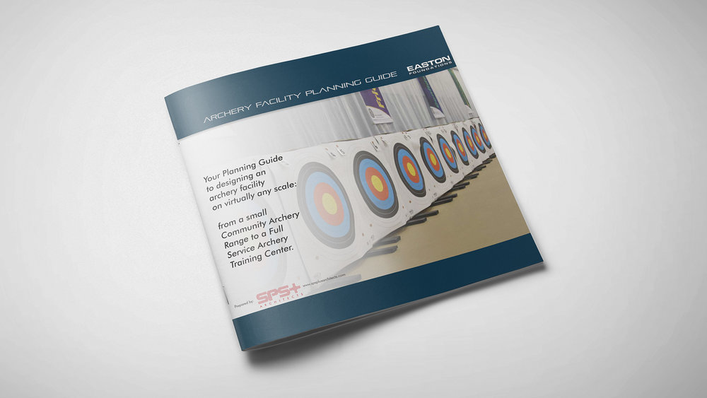 Archery Facility Planning Guide - Design An Archery Facility with this!