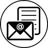 mail submission icon