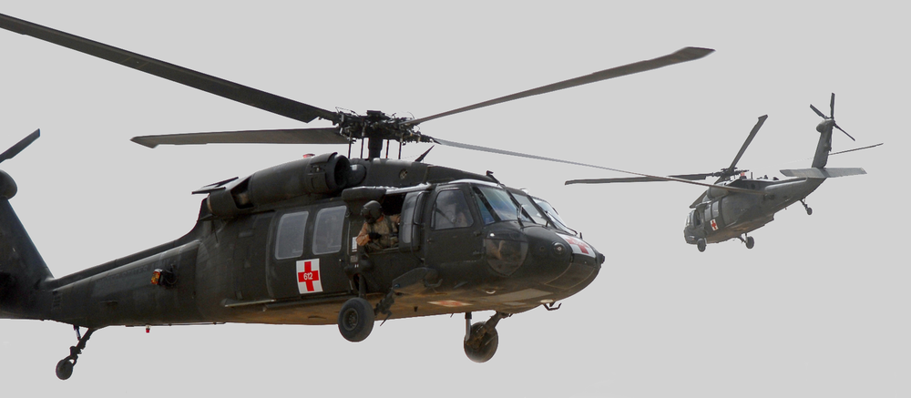 context - This device was first targeted for use in a military medevac environment. Several stringent requirements had to be met to endure the testing and approval process.