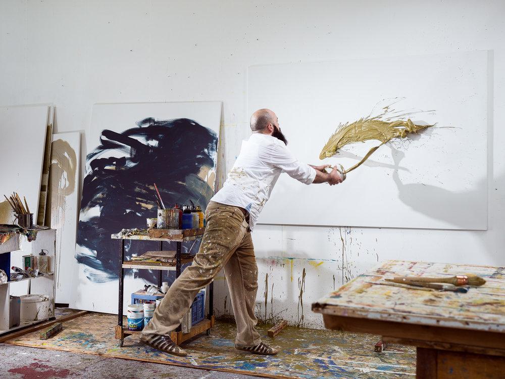 Künstler Noah Schär