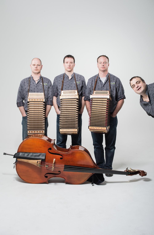 Schwizerörgeli Quartett Fägnäscht