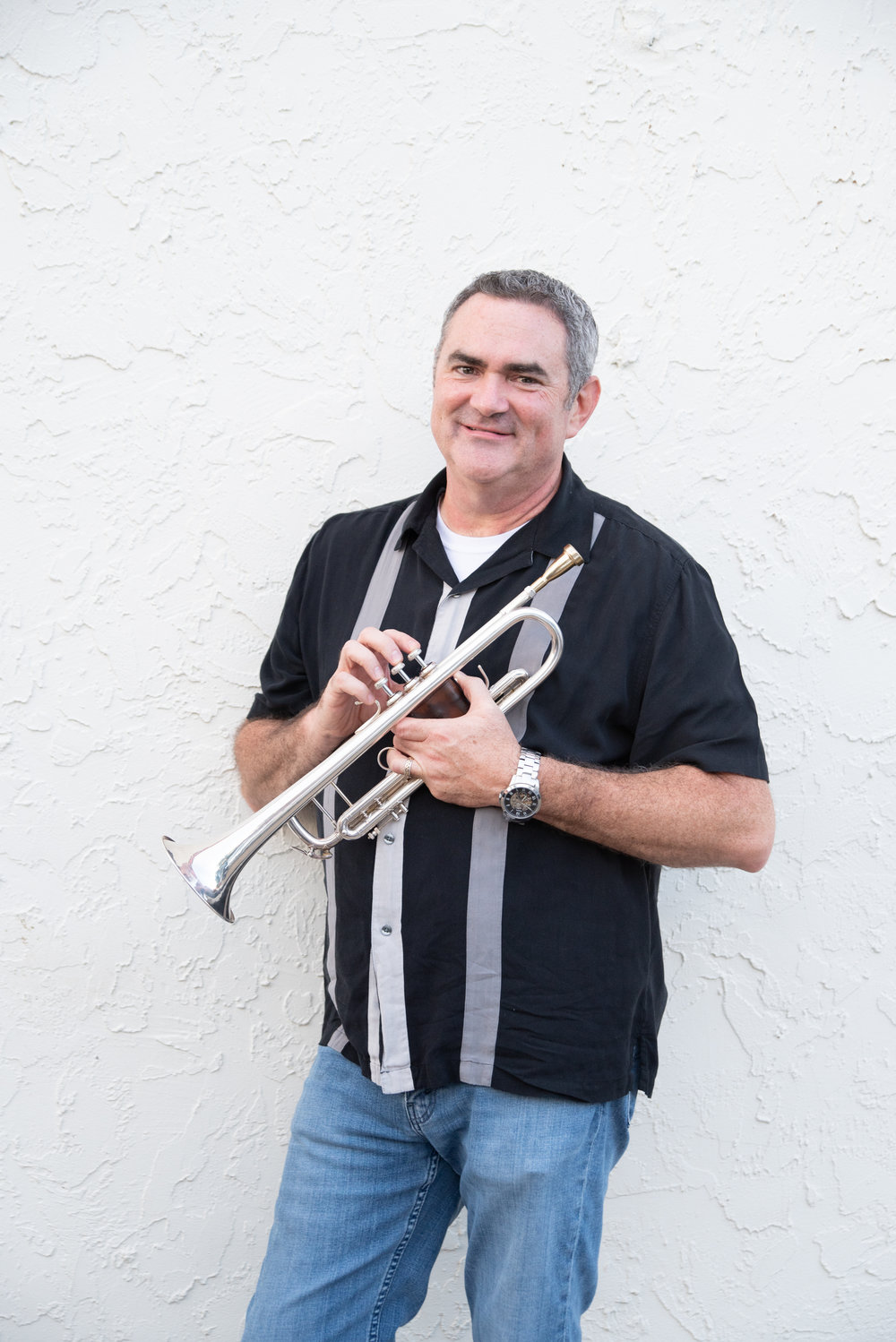 "John ""Johnny V"" Vanhook - Trumpet/Trombone/Vocals"