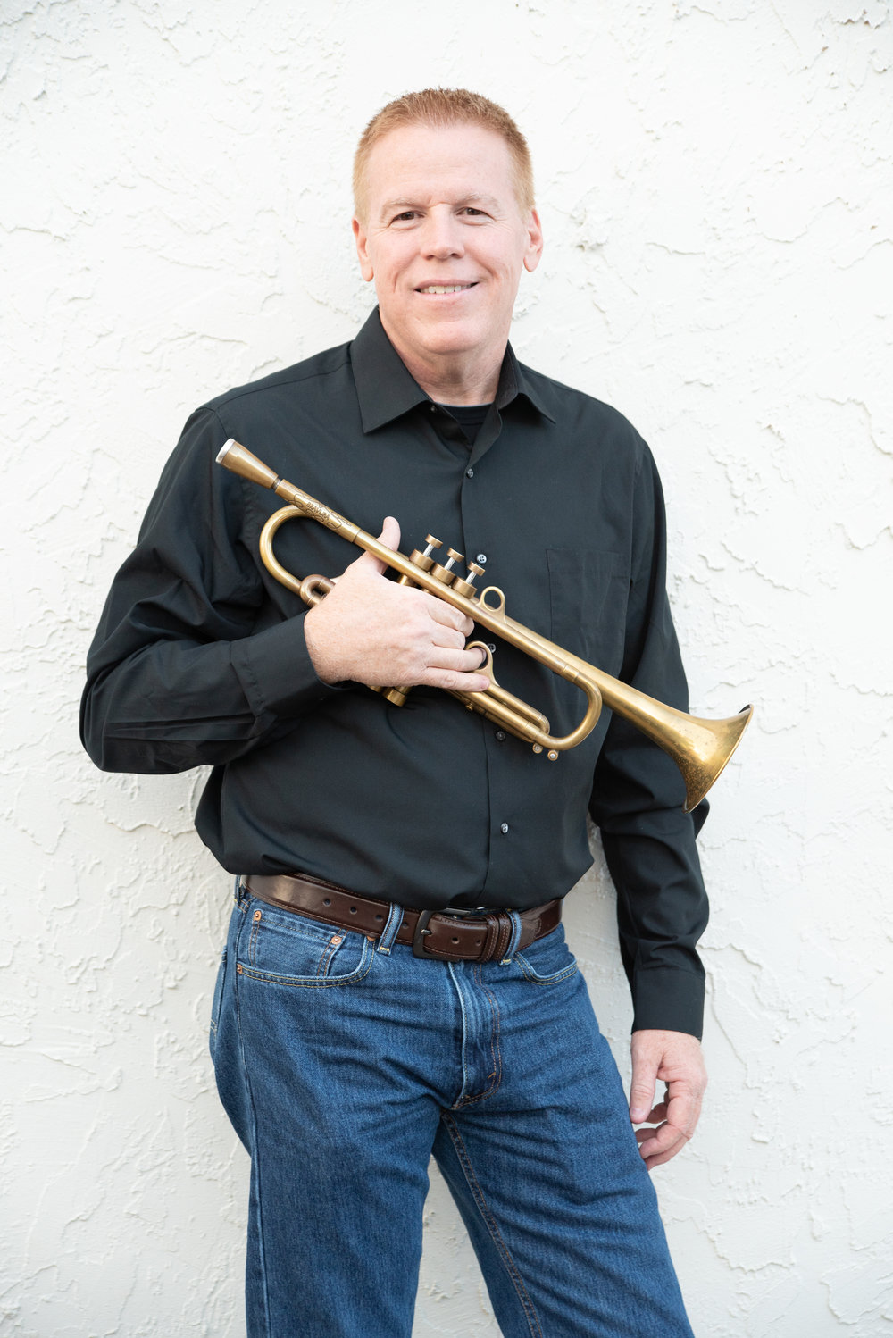 "Jeff ""Mr Fabulous"" Balch- Trumpet / Vocals"