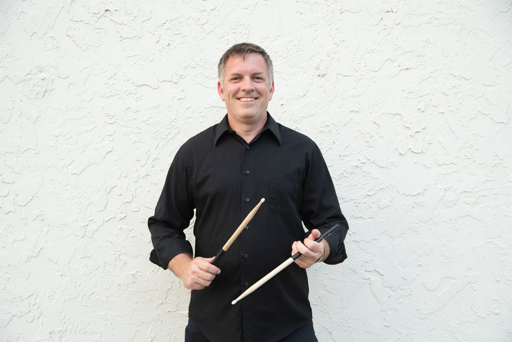 Tim Smith- Drums