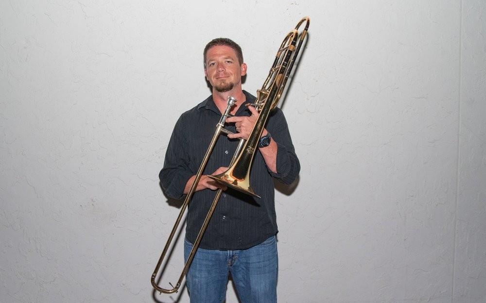Chris Floyd- Trombone