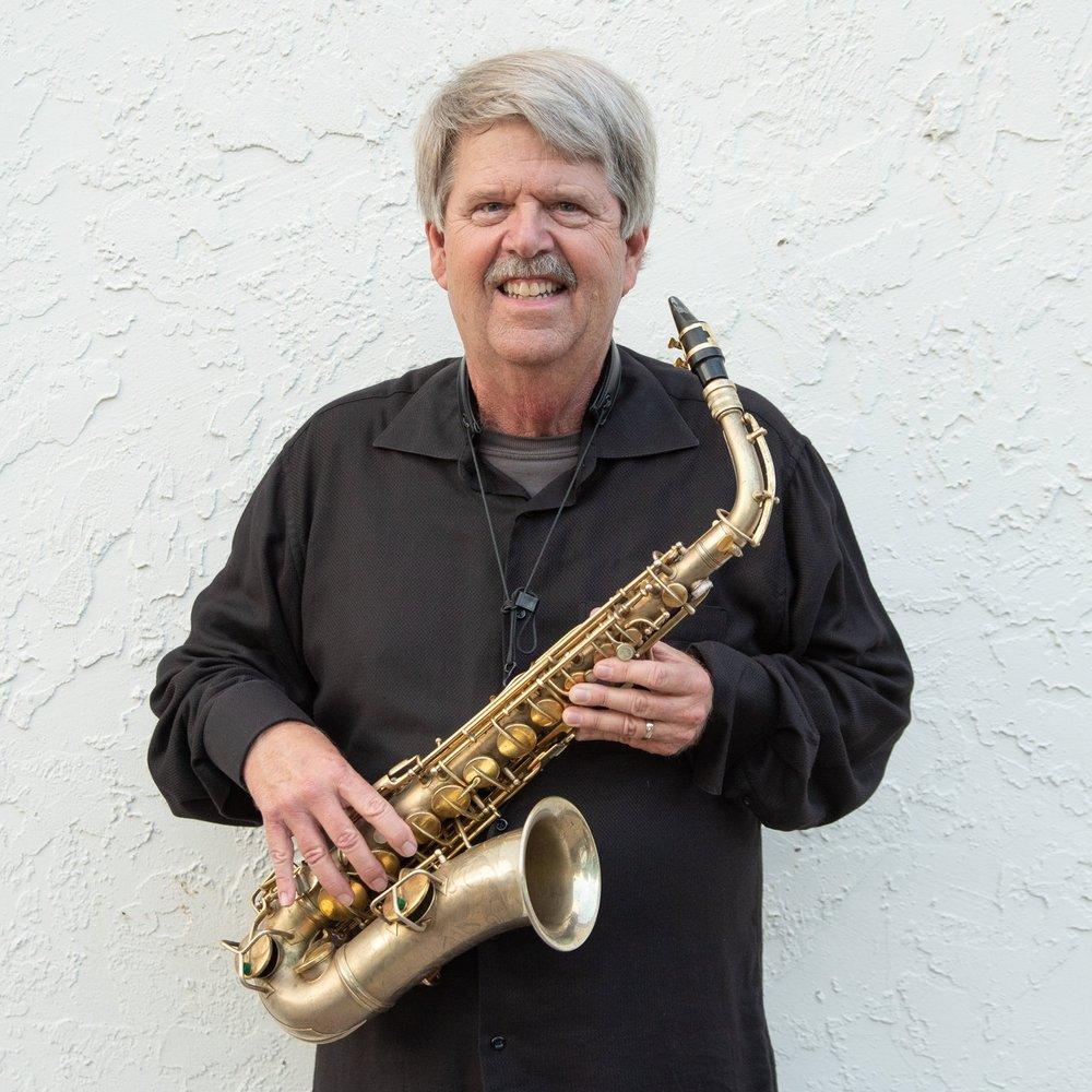 "Fred ""Funky Fred"" Wratislaw - Sax"
