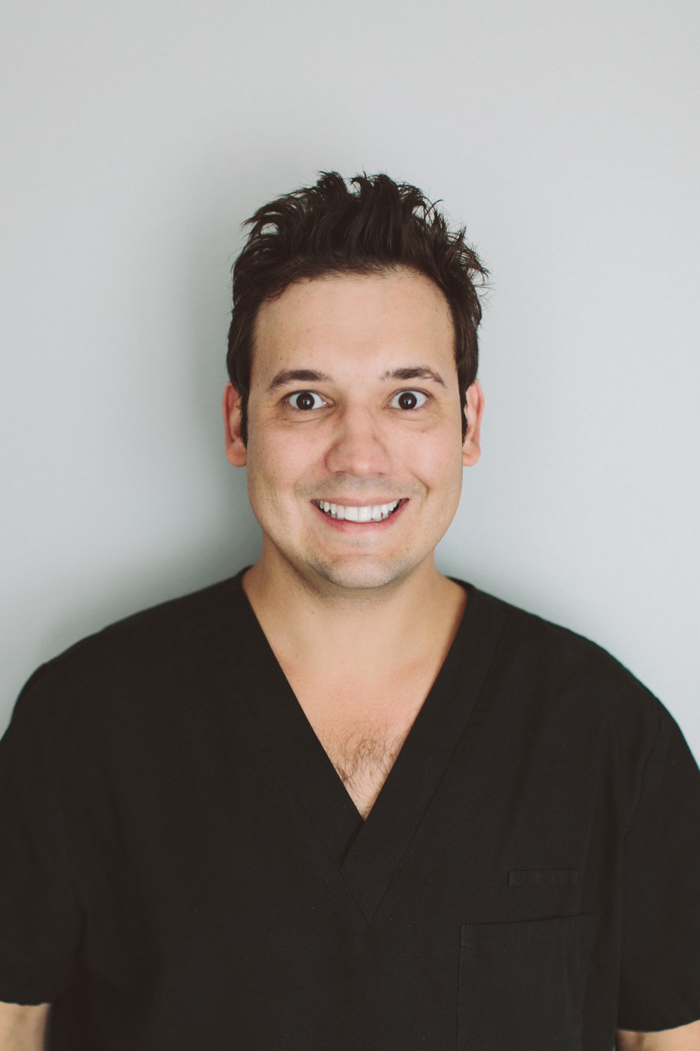 Anthony - Dr. Anthony Paul Barzan has been in practice since 2011 with an emphasis on natural tooth preservation and oral health. Through a conservative approach, he aims to make every patient look and feel confident in their smile. He has experience in cosmetic, preventative, restorative, and emergency dentistry.Dr. Barzan took over his late father's practice and carries on the tradition of compassionate dentistry. Born and raised in Sault Ste. Marie, Dr. Barzan received his dental degree from McGill University and completed his undergraduate degree at Western.In his free time, Dr. Barzan loves to curl, spend time with his wife, son and dog at camp. He is a big sports fan! GO HOUNDS GO!