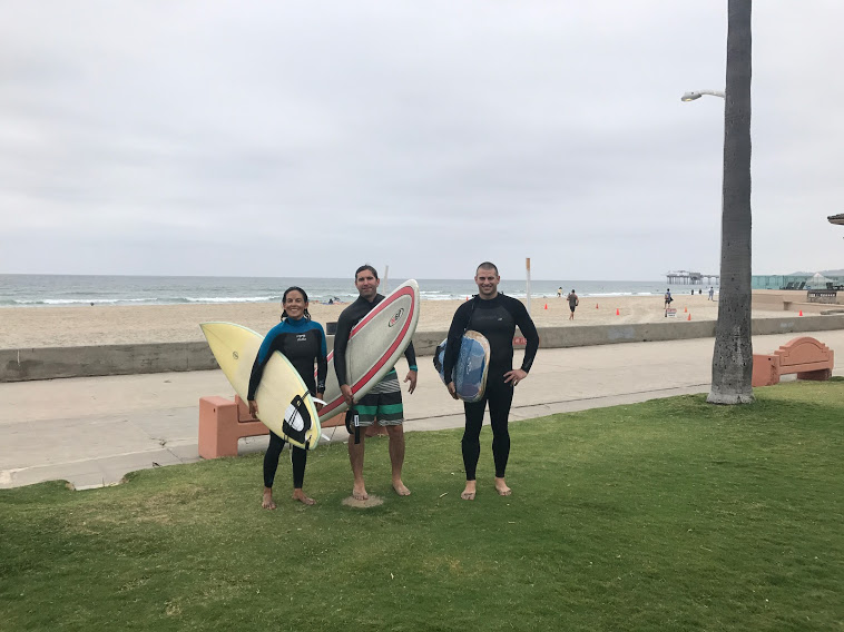 surfing at journal club.JPG