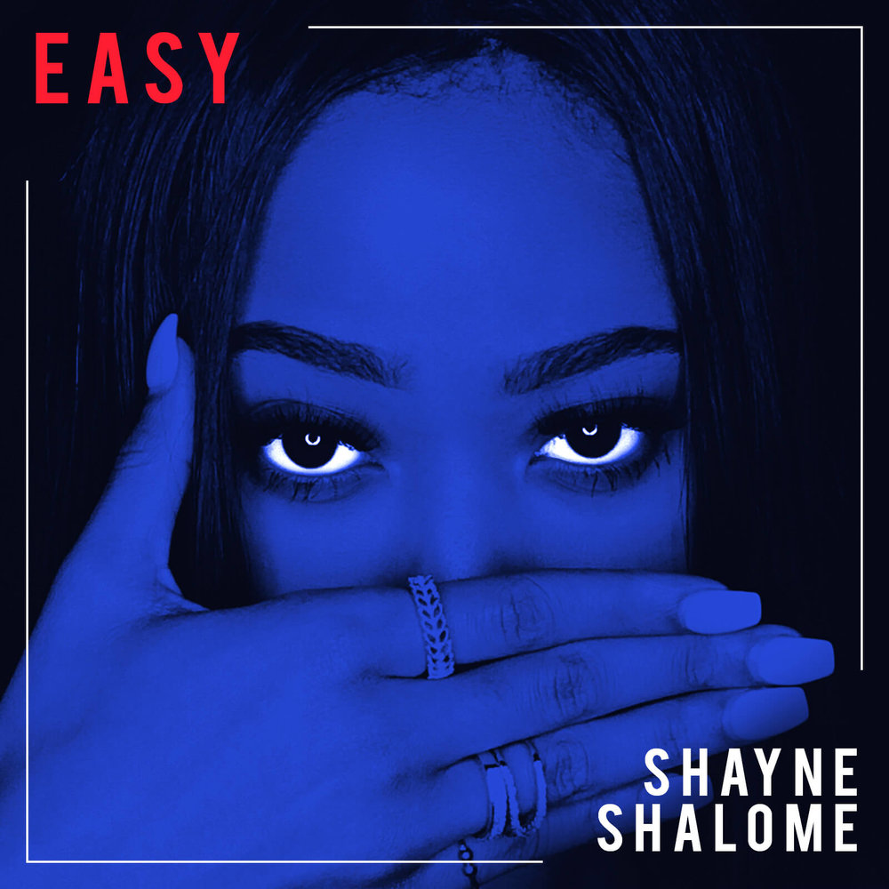 Shayne Shalome - Single Artwork