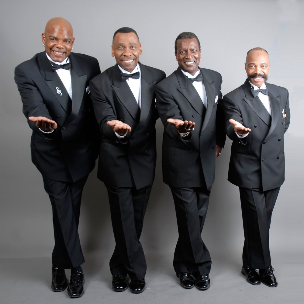 The Drifters, Cornell gunter's coasters & The Platters -