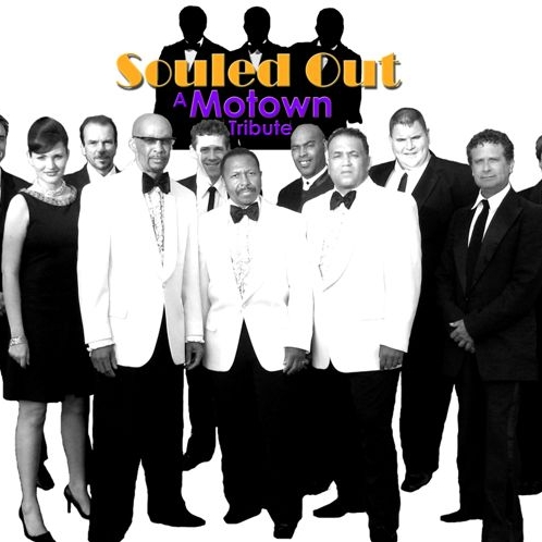 SOULED OUT: A MOTOWN TRIBUTE -