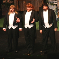 The THREE REDNECK TENoRS -