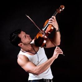 SVET: The Electro/hip-hop violinist -