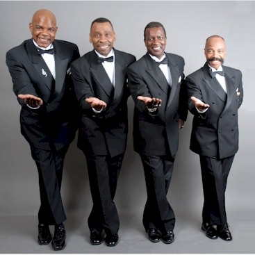 THE DRIFTERS - Rock & Roll Hall of Famers