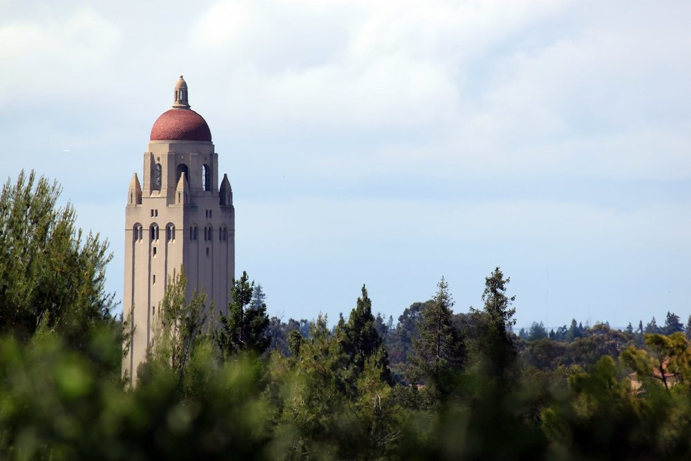 Stanford Hoover Tower Blu Skye Media Peninsula Silicon Valley Photographer-X2.jpg