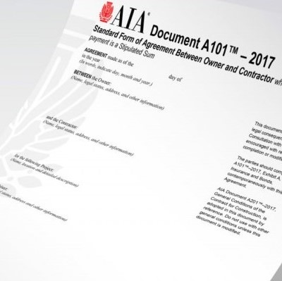 Revised Aia Contract Documents Time To Update Construction