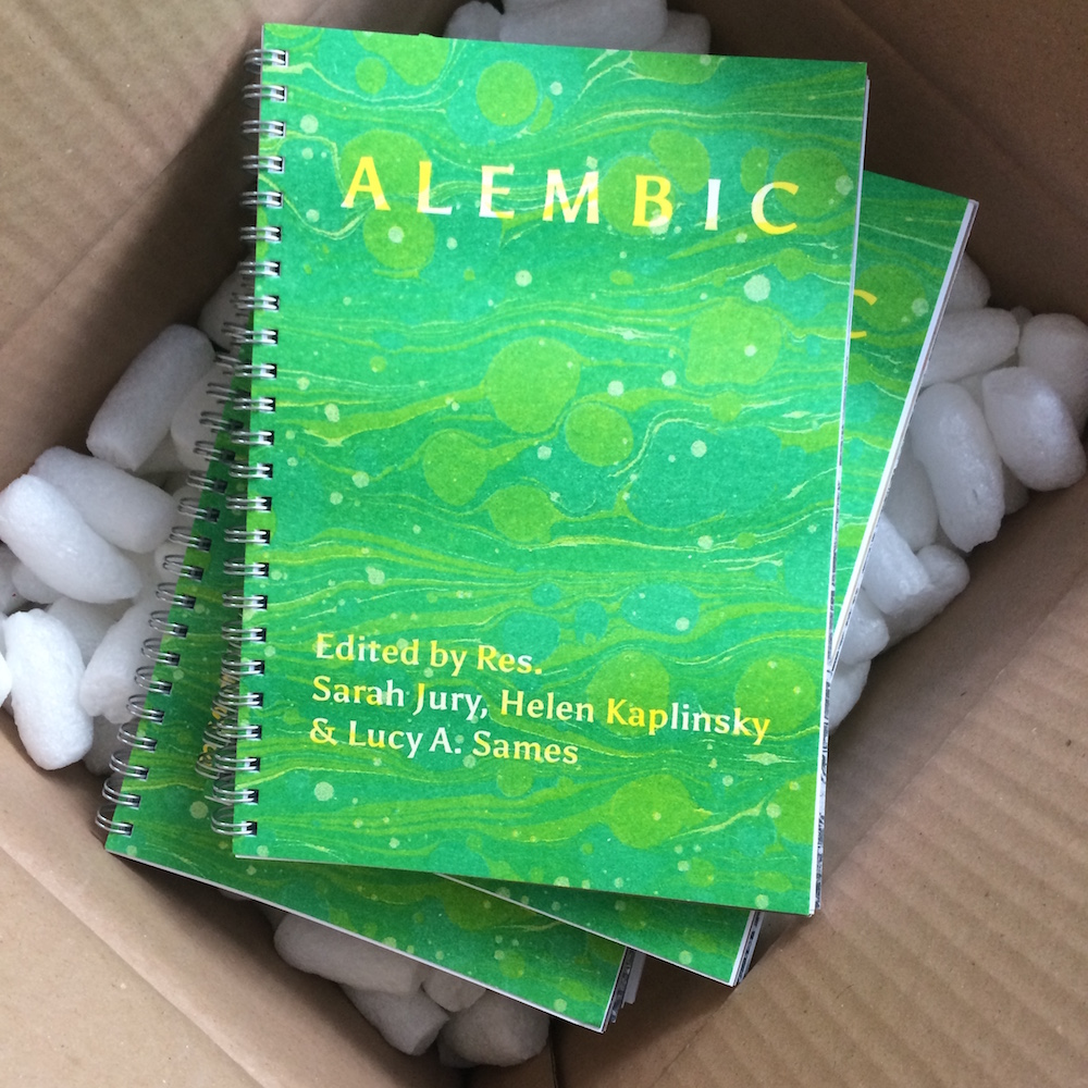 Alternate Realities of Intimacy - Essay for Alembic publication.A reflection upon the works of Annabelle Craven-Jones & Shu Lea Cheang included in Alembic III: protocols for intimacy