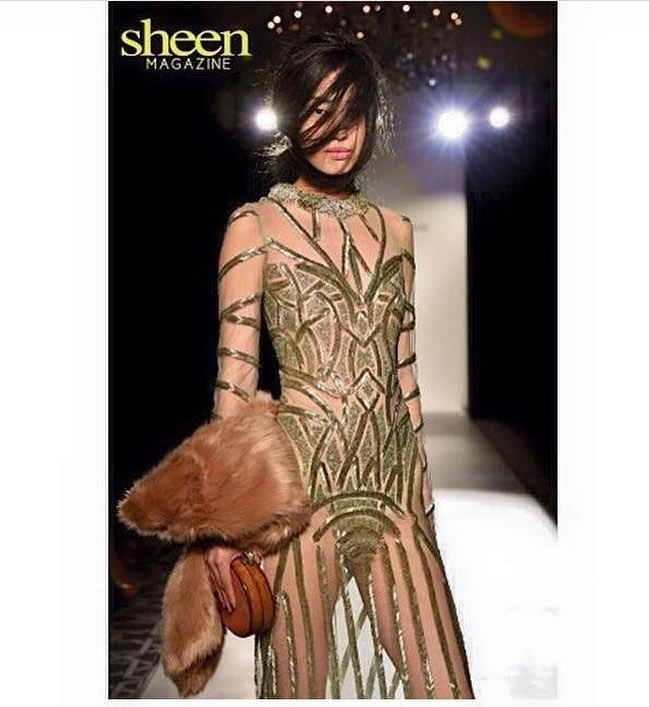 Sheen Magazine - Makeup by Yin
