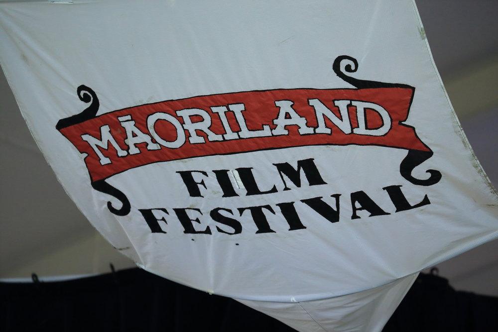 Maoriland Film Festival - Otaki