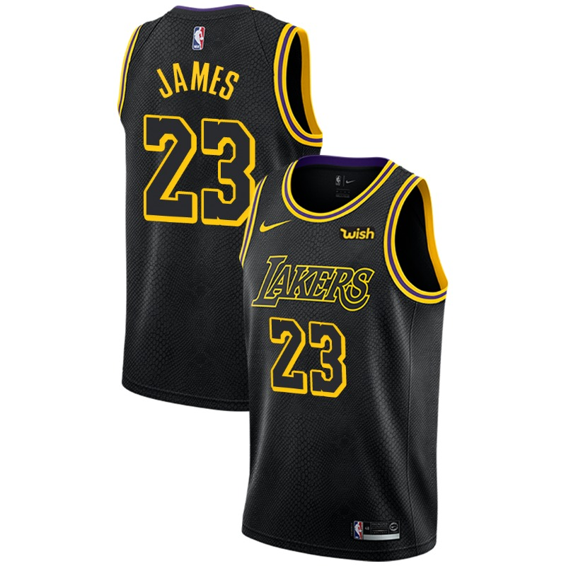 LeBron James Lakers (All Colors) — Jersey Cave 9bbd3dd7c