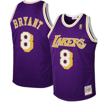 9ff33ba98cbe Kobe Bryant Lakers  8 Throwback (All Colors) — Jersey Cave