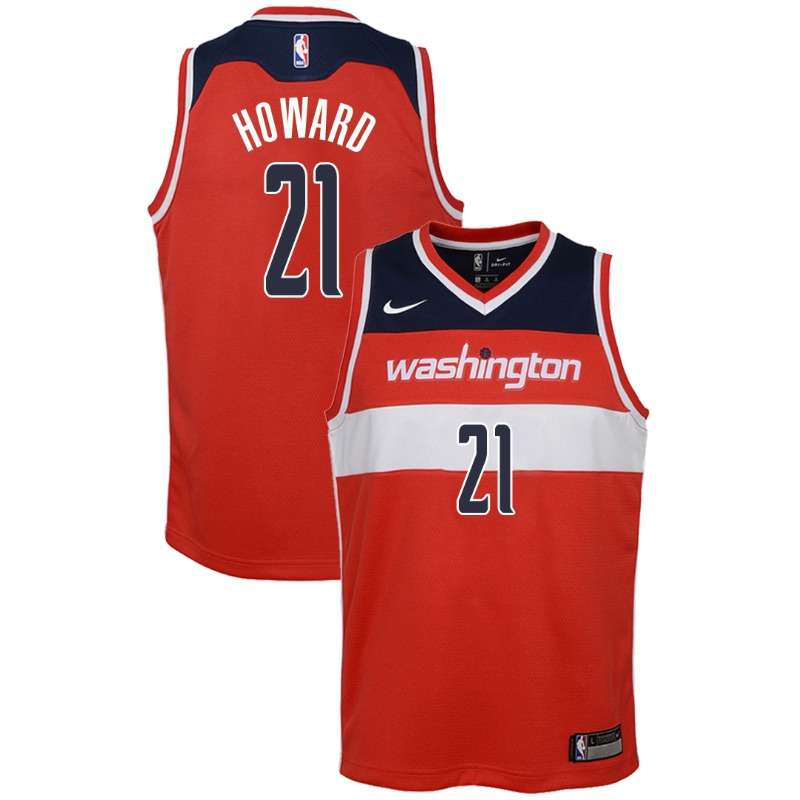 424630e3001 Dwight Howard Wizards (All Colors) — Jersey Cave