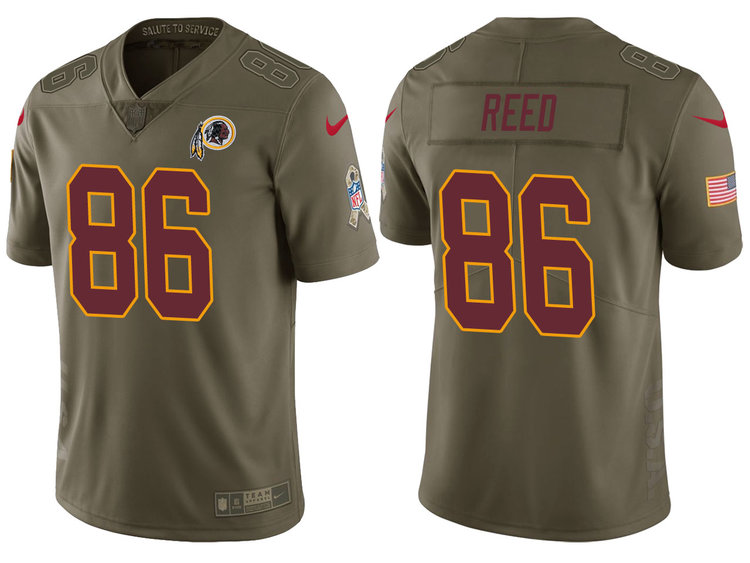 best service bd8b1 63c1a Jordan Reed Redskins (All Colors)