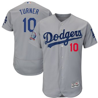 Justin Turner Dodgers (All Colors) — Jersey Cave 98d39339d43