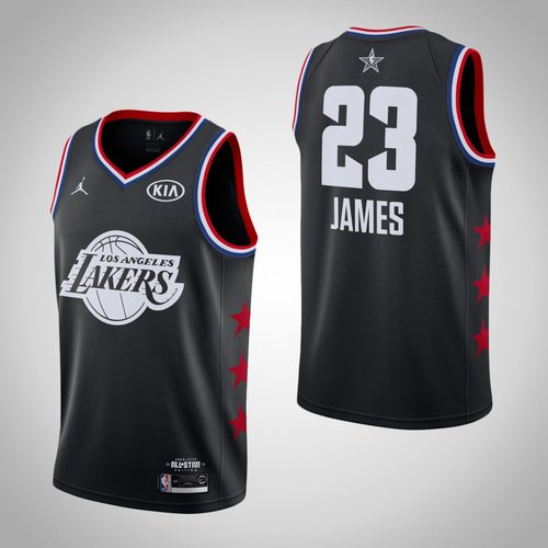025ae73ff LeBron James 2019 All Star Game Jerseys — Jersey Cave