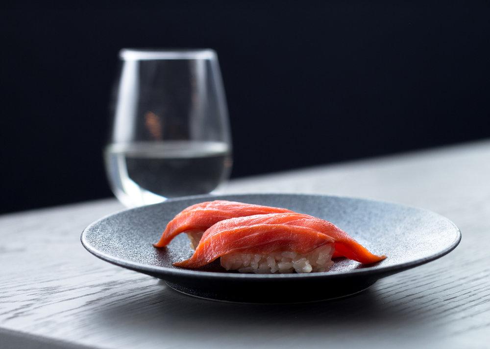 Sockeye Salmon Edoprime Nigiri.jpg