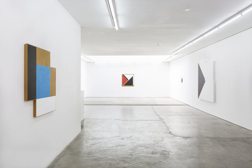 Tony Delap , Edel Assanti, London, UK, 2018