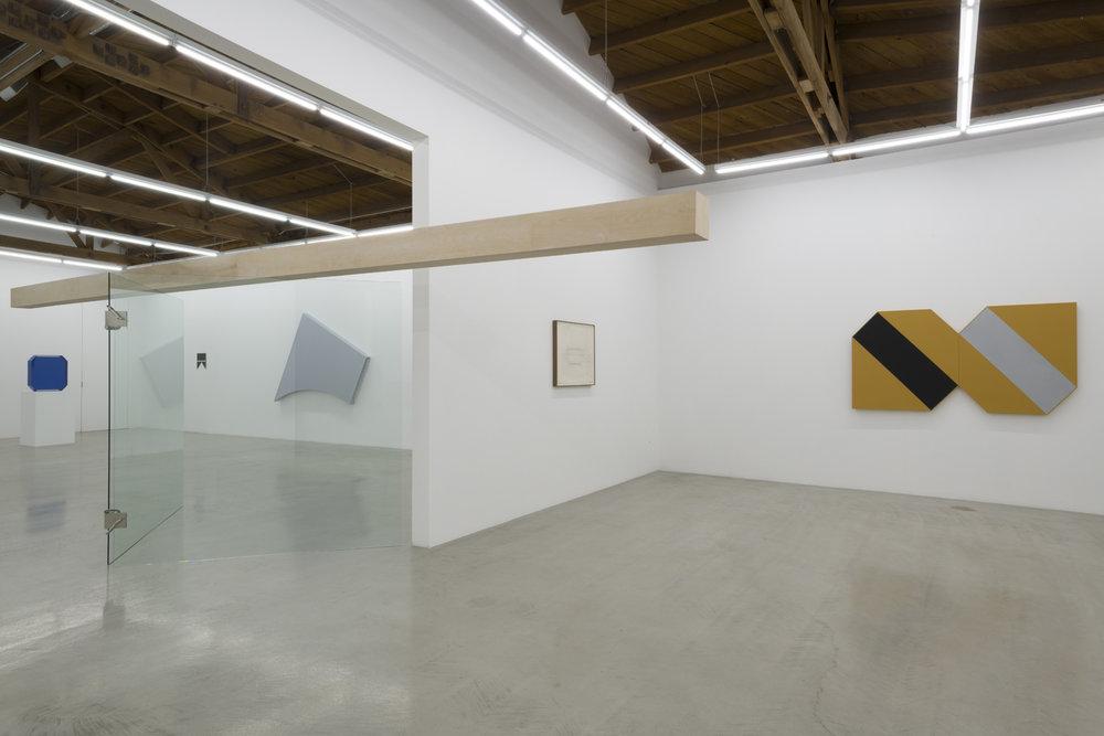 Tony Delap: A Career Survey, 1963-2017 , Parrasch Heijnen Gallery, Los Angeles, CA, 2017