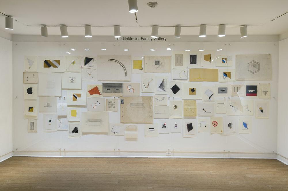 Tony DeLap: A Retrospective , Laguna Art Museum, 2018