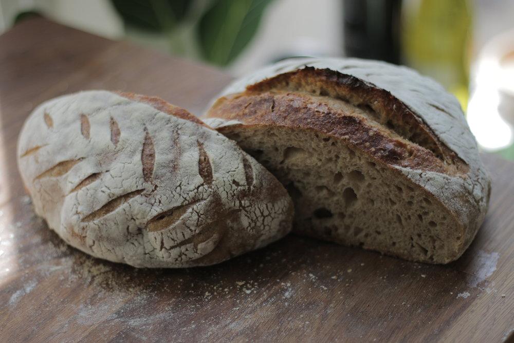 Sourdough Bread -