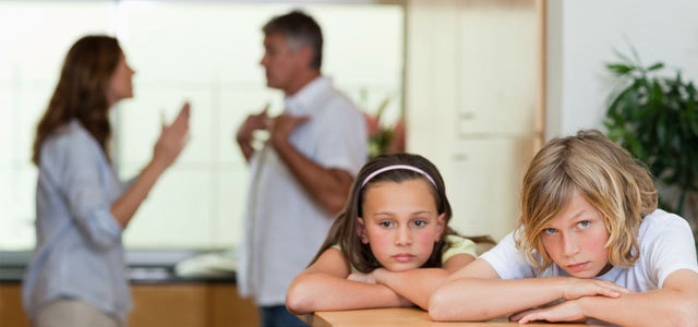 You don't suffer as much as the children suffer. Let us help you make the best choices for your family.