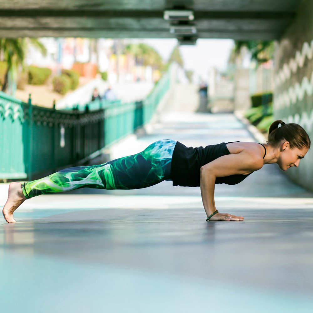 Set a solid foundation for your vinyasa flow practice.