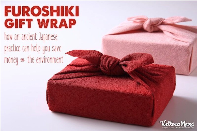 This picture and more info can be found at https://wellnessmama.com/318001/furoshiki-wrap/
