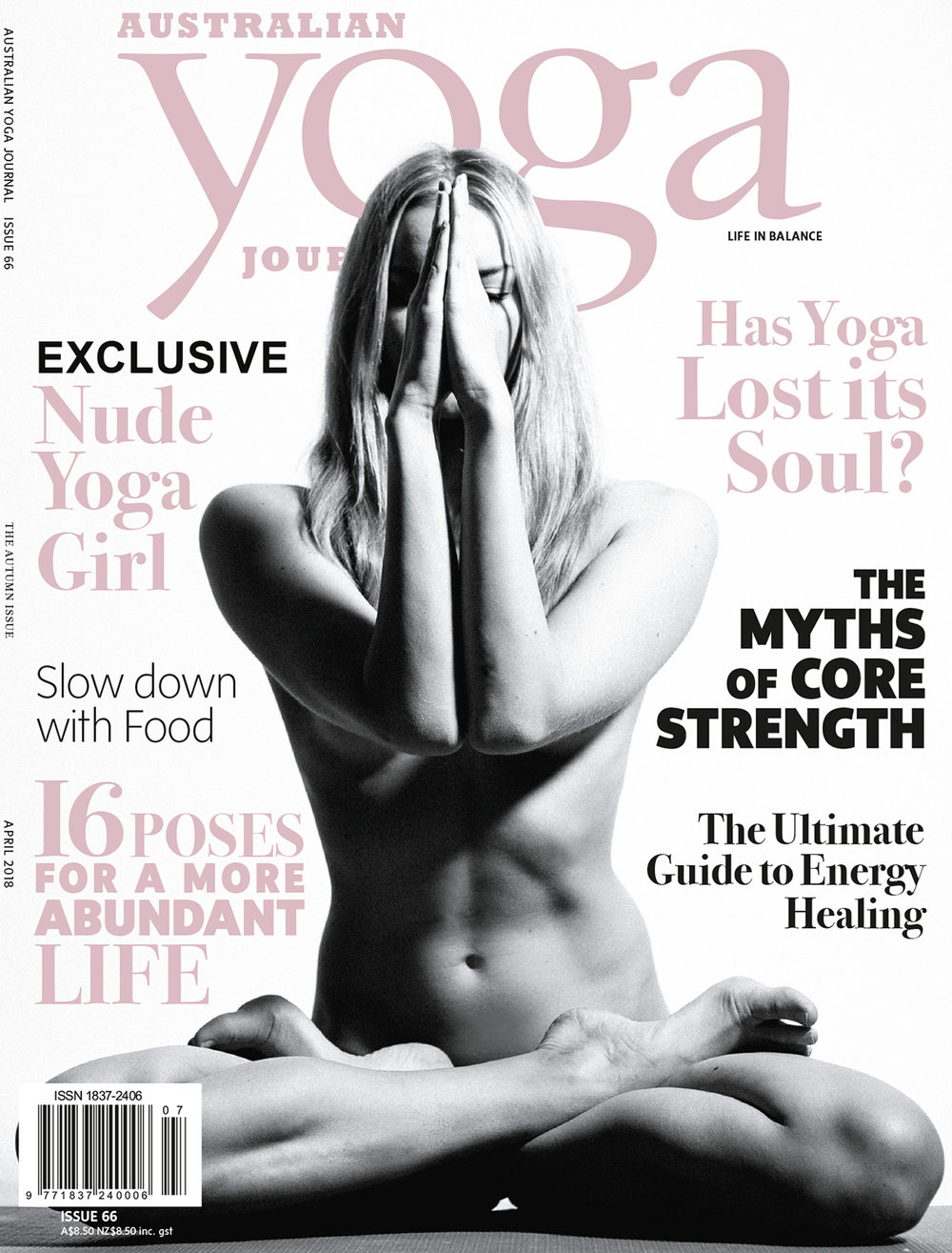 Australian Yoga Journal, 2018