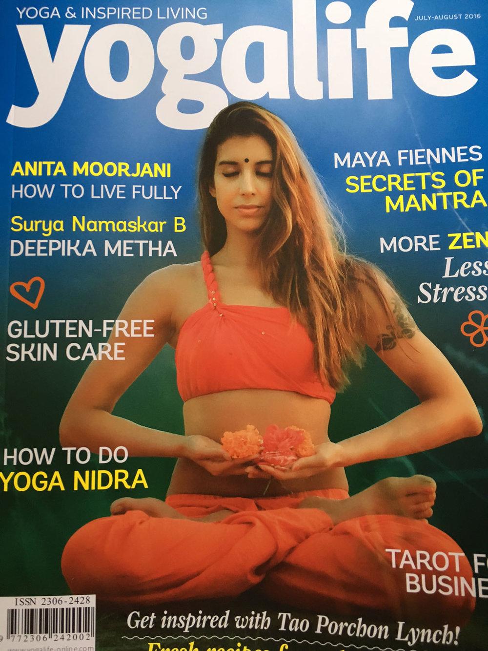 Yogalife, 2016