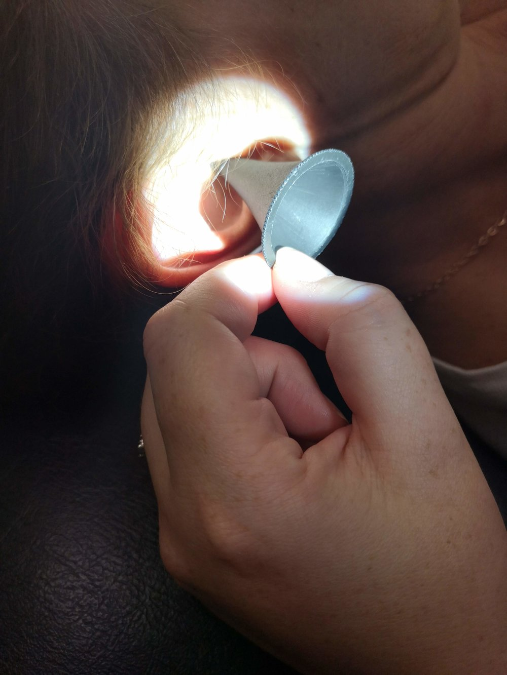 Wax removal - Ear wax is produced when your ear canal is cleaning itself. The wax protects, lubricates and waterproofs your ear. At times wax may cause a build-up that needs to be removed.