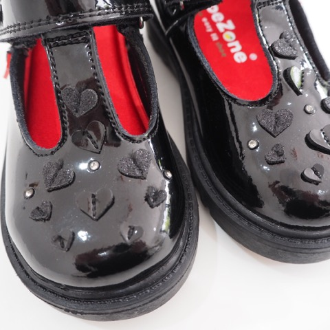 Patent Coated Leather - Shiny shoes with scuff resistance to keep you shining all day long!