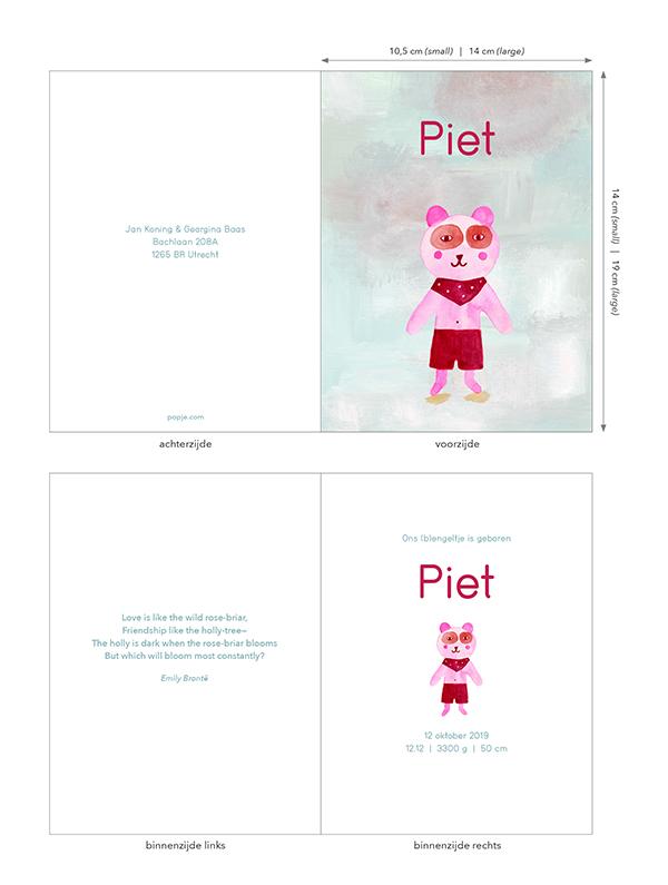 Geboortekaart, copyright Marenthe Otten / popje.com.jpg