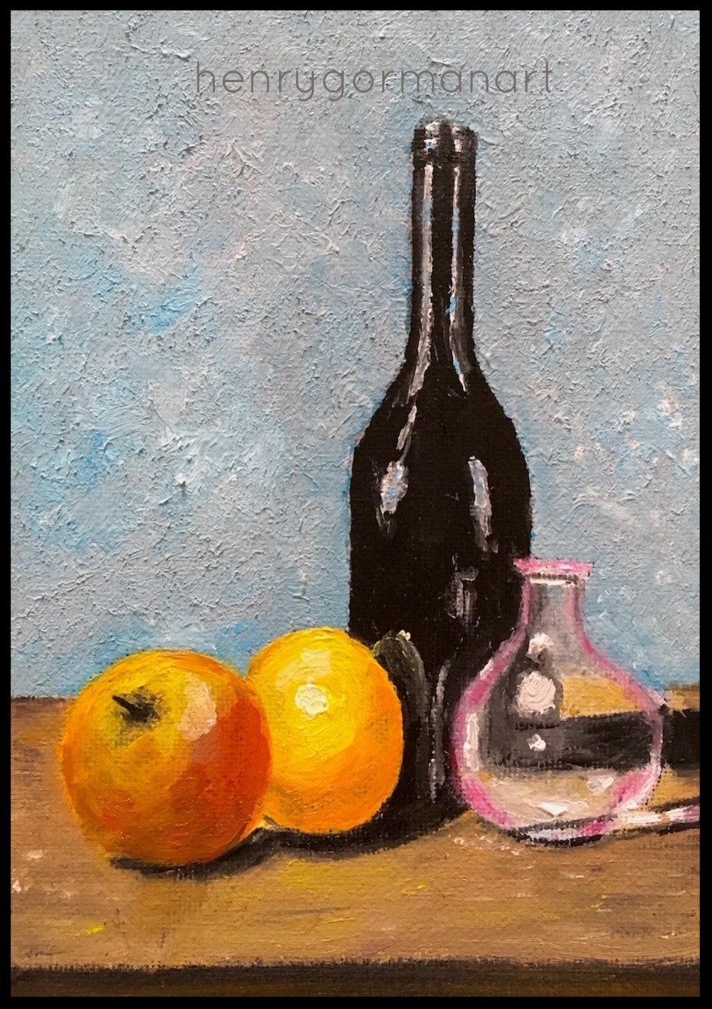 'Fruit and wine'