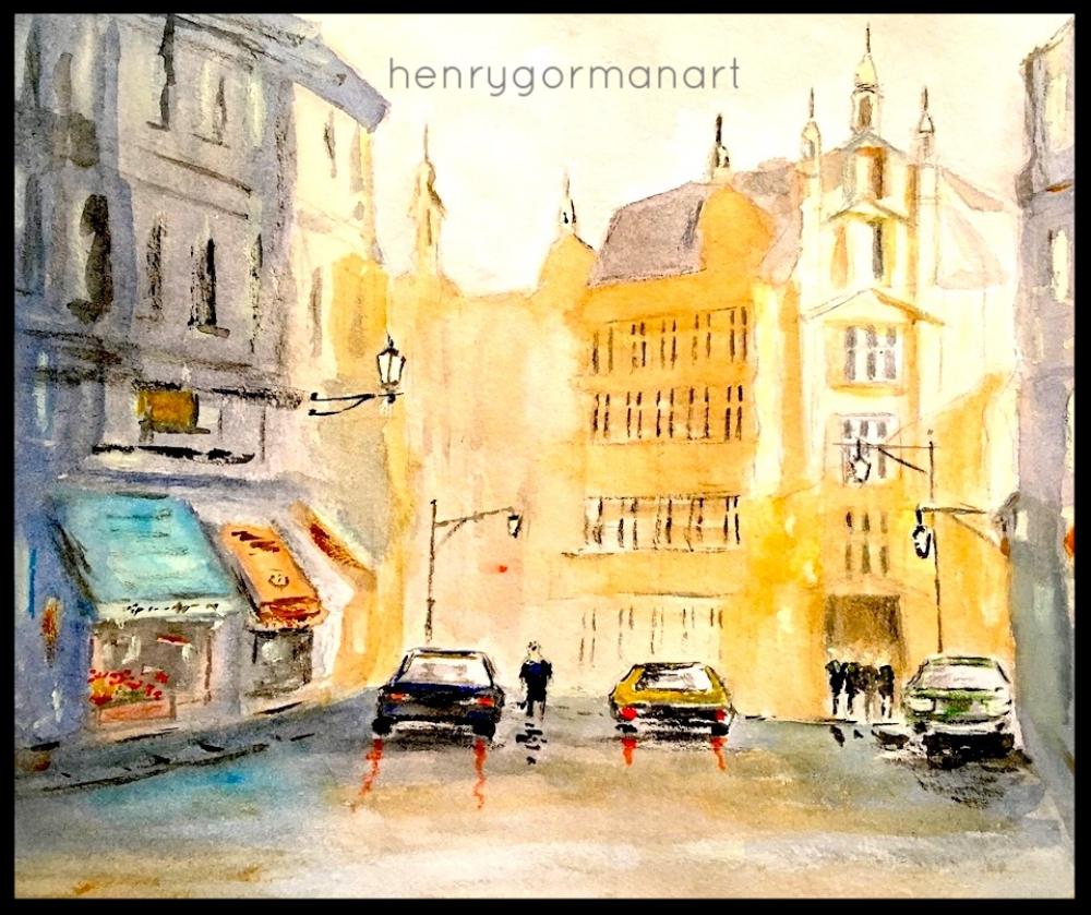 'Streetscape # 2'